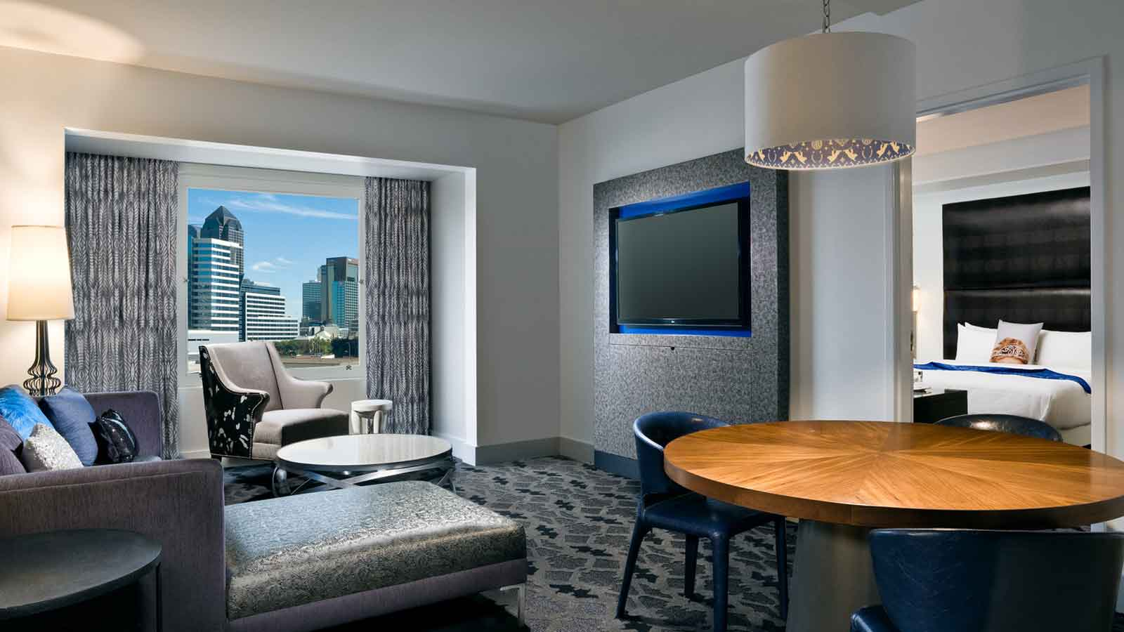 E wow suite w dallas victory for W living room austin