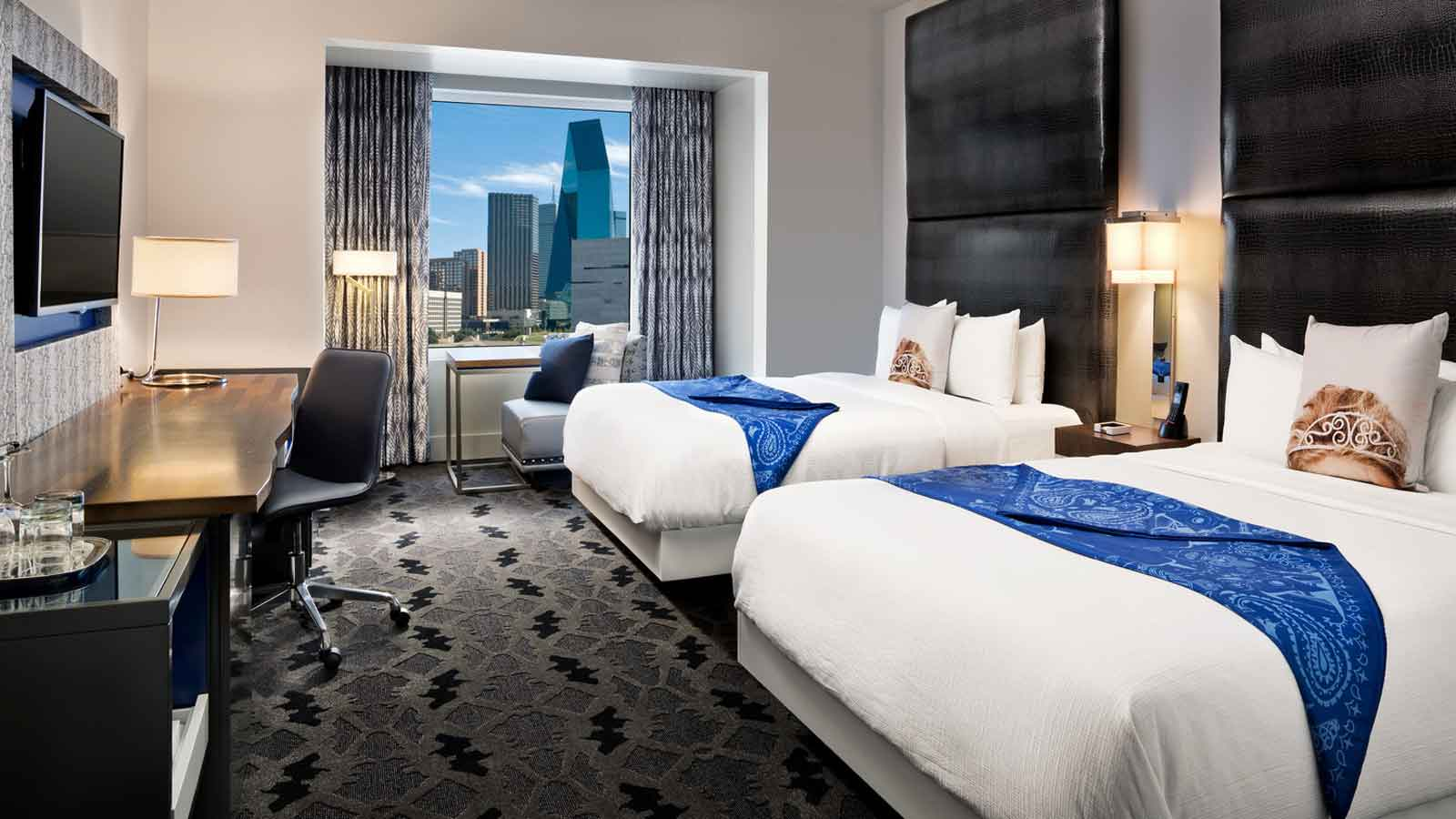 Wonderful Room | W Dallas-Victory