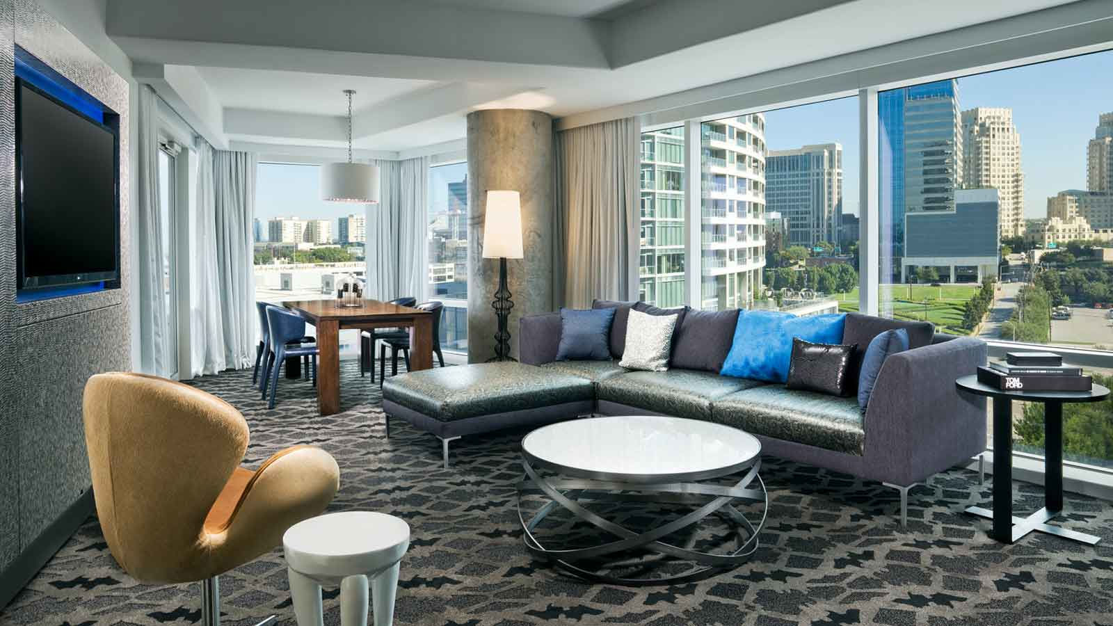 Wow Suite | W Dallas-Victory