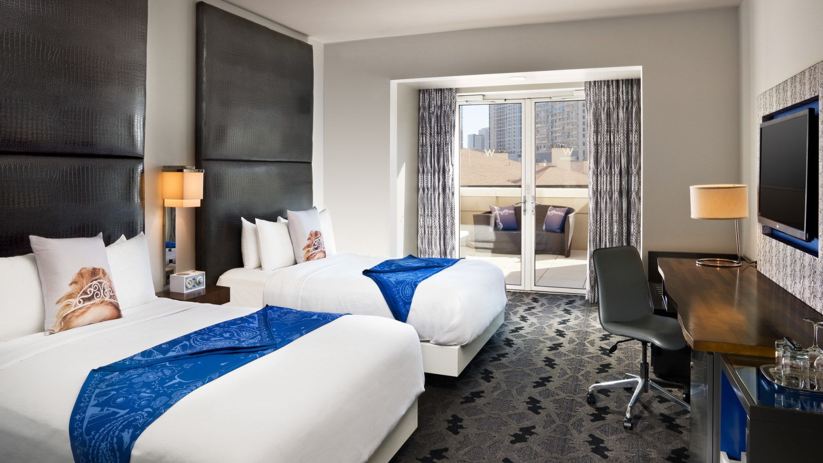 W Dallas - Victory - Fabulous Room